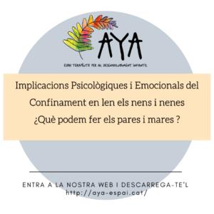 PSICOLOGIA CATALA